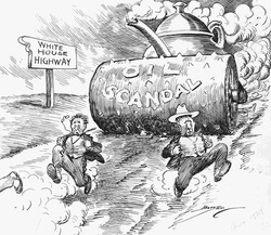 The Teapot Dome Scandal Jen Fitzsimmons